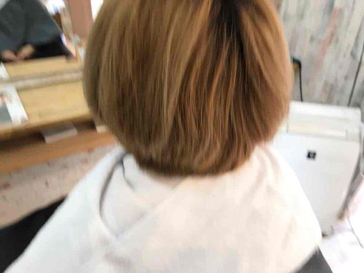 山口市 美容室 美容院 シューケット/カラーリング/ブリーチ/バイオレット/ヘアカラー