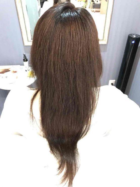 山口市/美容室/美容院/シューケット/髪質改善/縮毛矯正/傷まない/痛まない/トリートメント