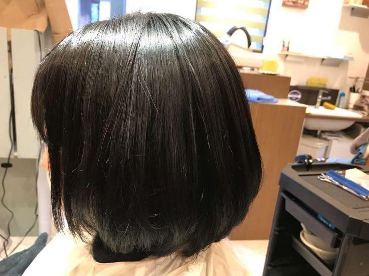 山口市 美容室 美容院 シューケット/ヘアアイロン/傷んだ髪/縮毛矯正/伸びにくい/クセが残る/ジリジリ/チリチリ